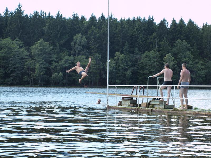 2011 - Zubří léto