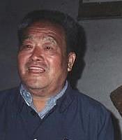 Trénink s Yang Zhen-ji