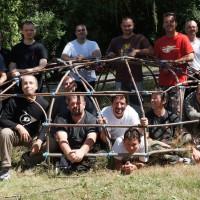 2015/07 – Taichi kemp pro muže – bojové