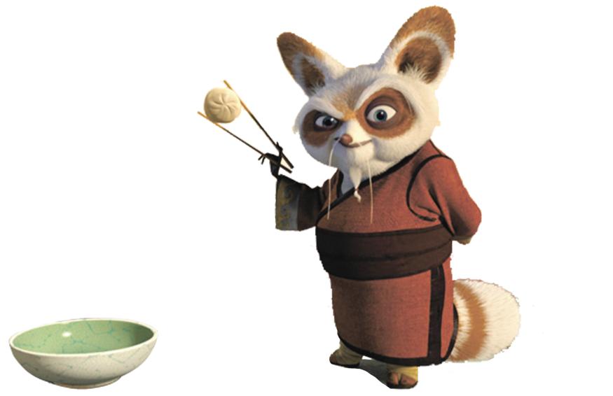 kung-fu panda si-fu