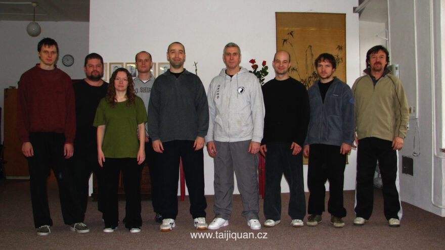 Jim Uglow plus instructors CZ&SK 2007